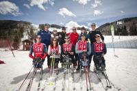 U.S. Paralympic Nordic Team