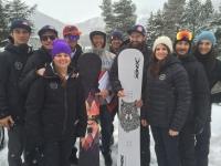 U.S. Paralympics Snowboard Team